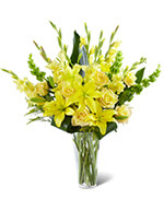 Glowing Ray Bouquet
